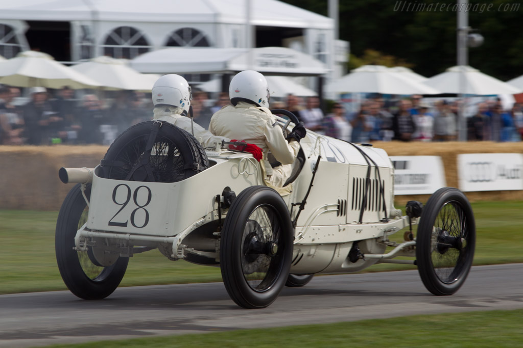 Mercedes 18/100 Grand Prix - Chassis: 15364  - 2014 Goodwood Festival of Speed