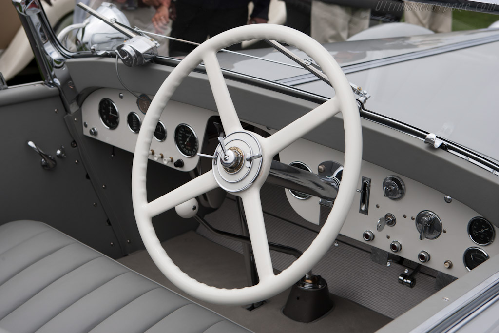 Austro-Daimler ADR 635 Bergmeister Armbruster Sport Cabriolet - Chassis: 27019/61   - 2011 Pebble Beach Concours d'Elegance