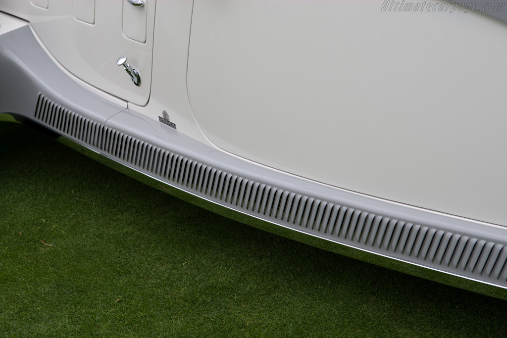 Austro-Daimler ADR 635 Bergmeister Armbruster Sport Cabriolet - Chassis: 27019/61   - 2011 Pebble Beach Concours d'Elegance