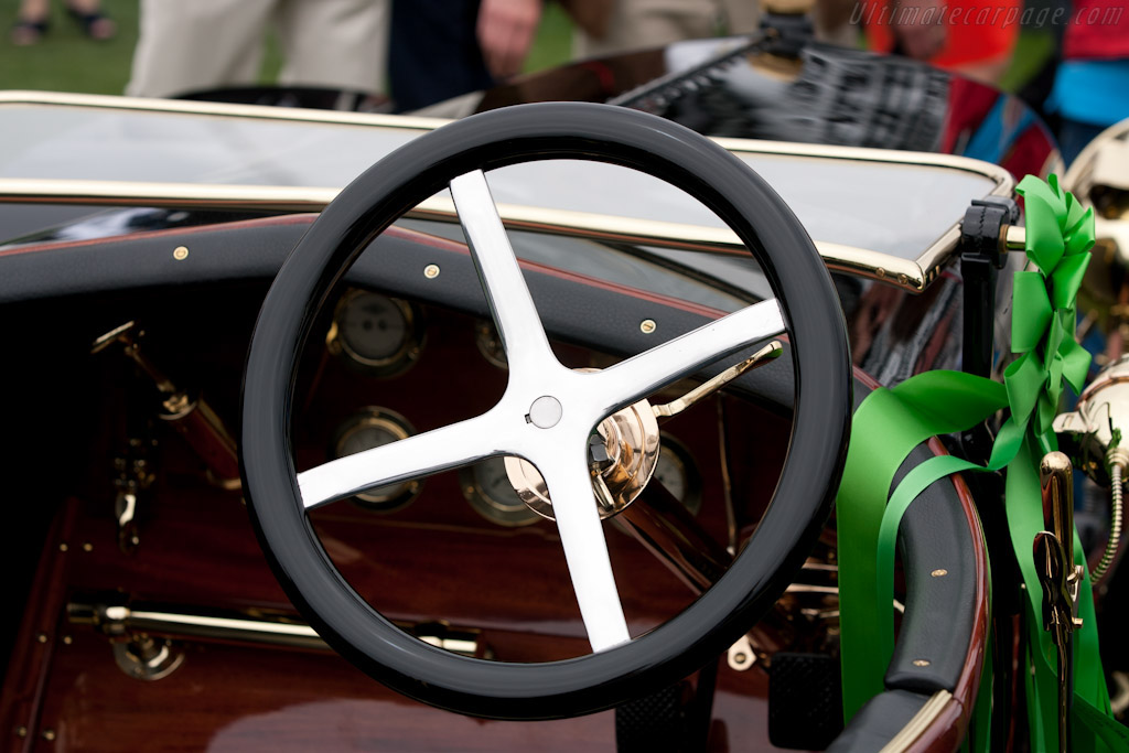 Hispano Suiza Alfonso XIII Jaquot Torpedo - Chassis: 1558   - 2011 Pebble Beach Concours d'Elegance