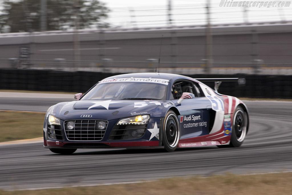 Audi R8 Grand-Am