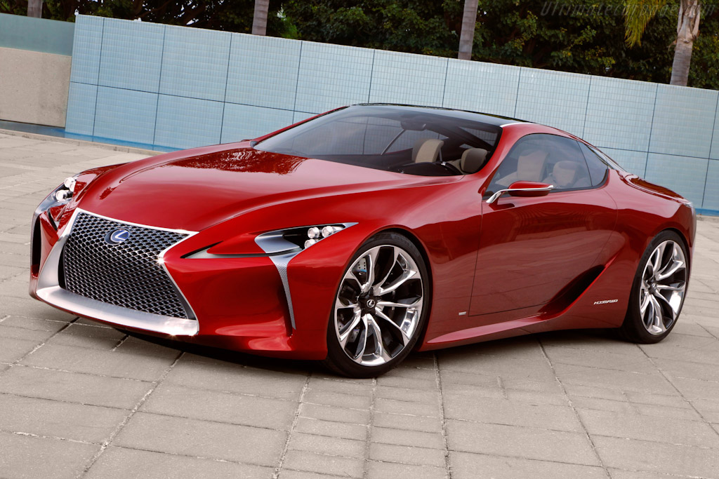 Click here to open the Lexus LF-LC Concept gallery