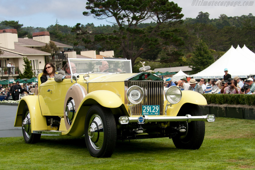 Rolls-Royce Phantom I Murphy Convertible Coupe - Chassis: S 293   - 2011 Pebble Beach Concours d'Elegance