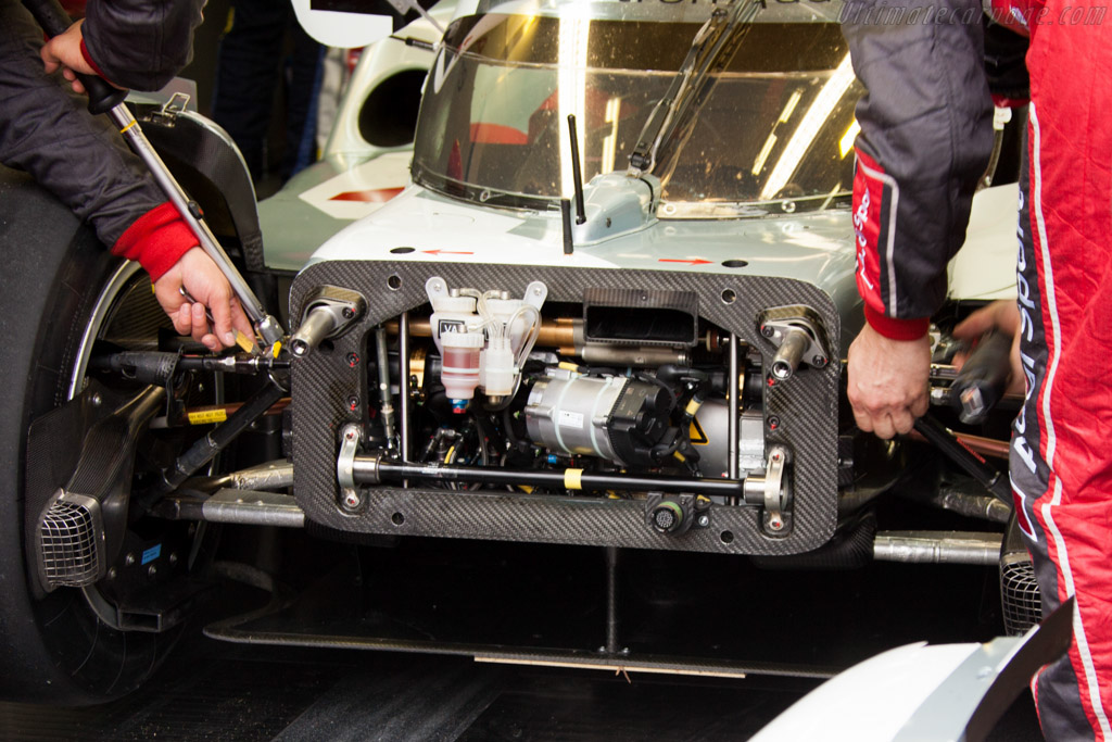 Audi R18 e-tron quattro - Chassis: 206   - 2012 WEC 6 Hours of Spa-Francorchamps