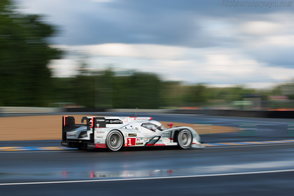 Audi R18 E Tron Quattro Chassis 303 2013 24 Hours Of