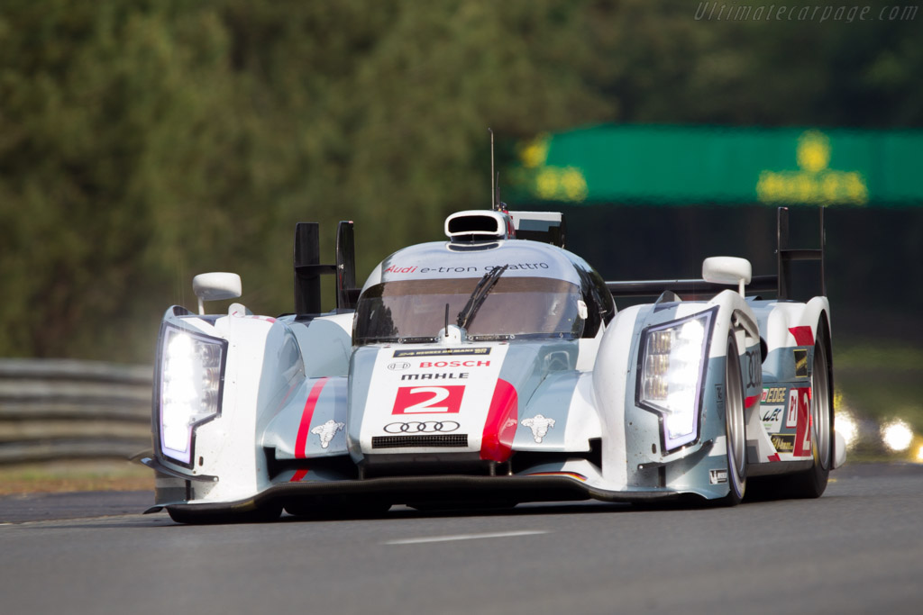 2012 - 2013 Audi R18 e-tron quattro - Images, Specifications and Information