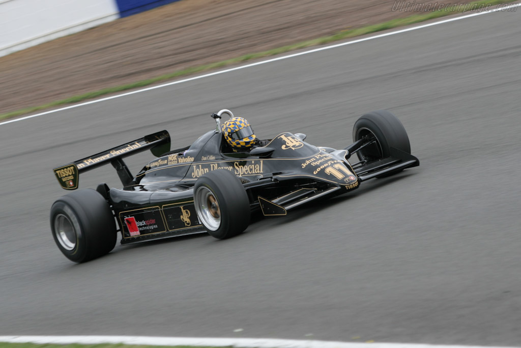 Lotus 91 Cosworth - Chassis: 91/10   - 2005 Silverstone Classic
