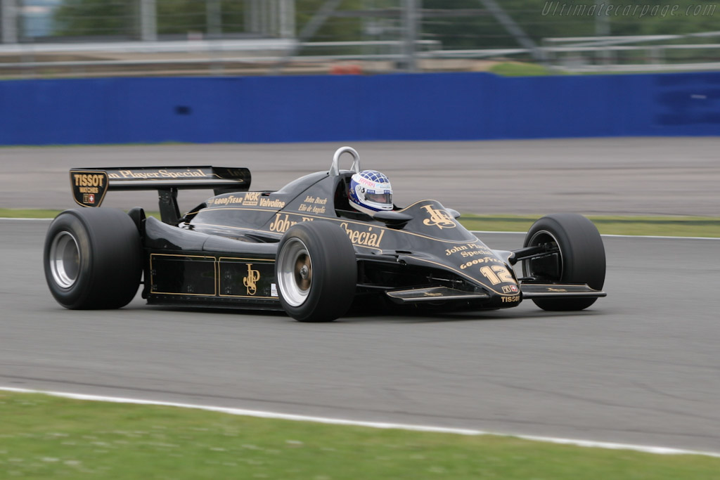 Click here to open the Lotus 91 Cosworth gallery