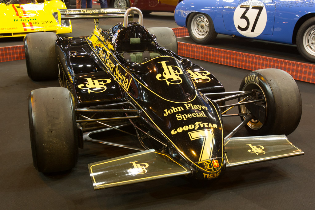 Lotus 91 Cosworth - Chassis: 91/7   - 2016 Retromobile