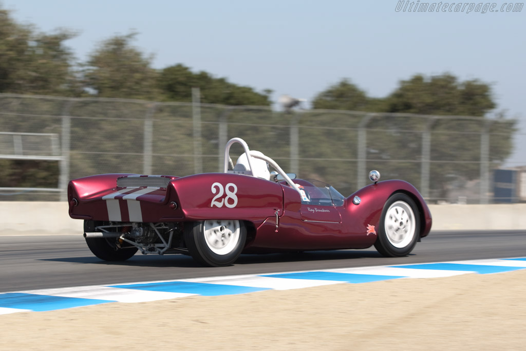Elva Mk VI Climax - Chassis: 60-28   - 2009 Monterey Historic Automobile Races