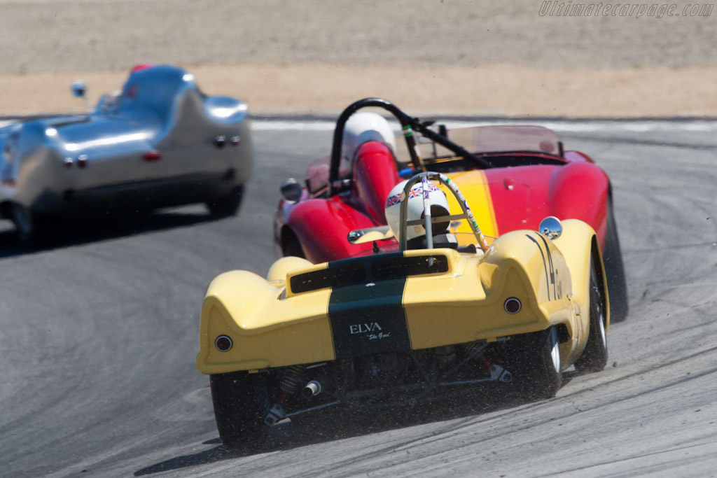 Elva Mk VI Climax - Chassis: 60-14   - 2011 Monterey Motorsports Reunion
