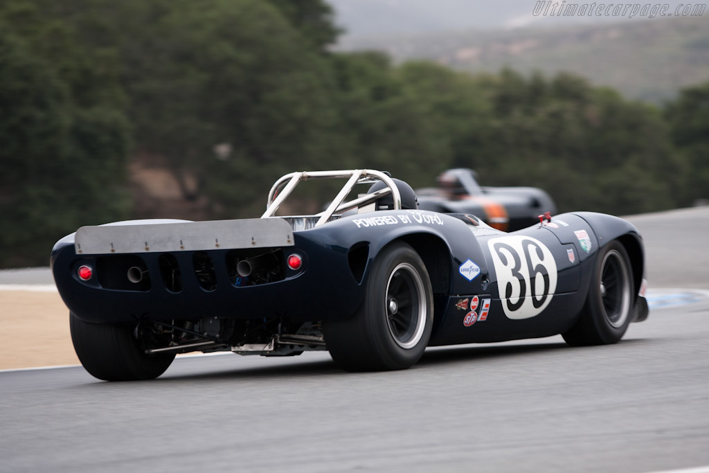Lola T70 Mk3B Spyder Ford - Chassis: SL75/122   - 2011 Monterey Motorsports Reunion