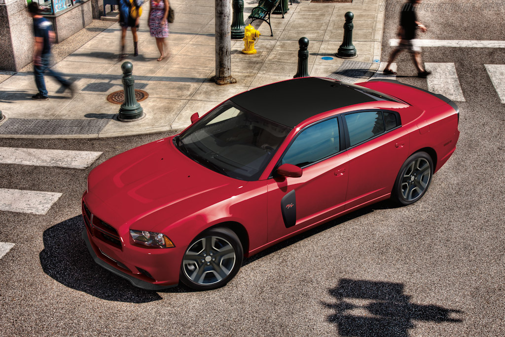Click here to open the Dodge Charger Redline gallery