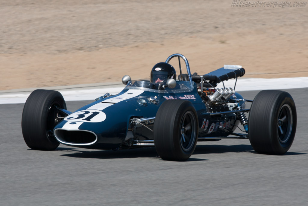 Eagle Mark 2 Ford - Chassis: 201  - 2010 Monterey Motorsports Reunion