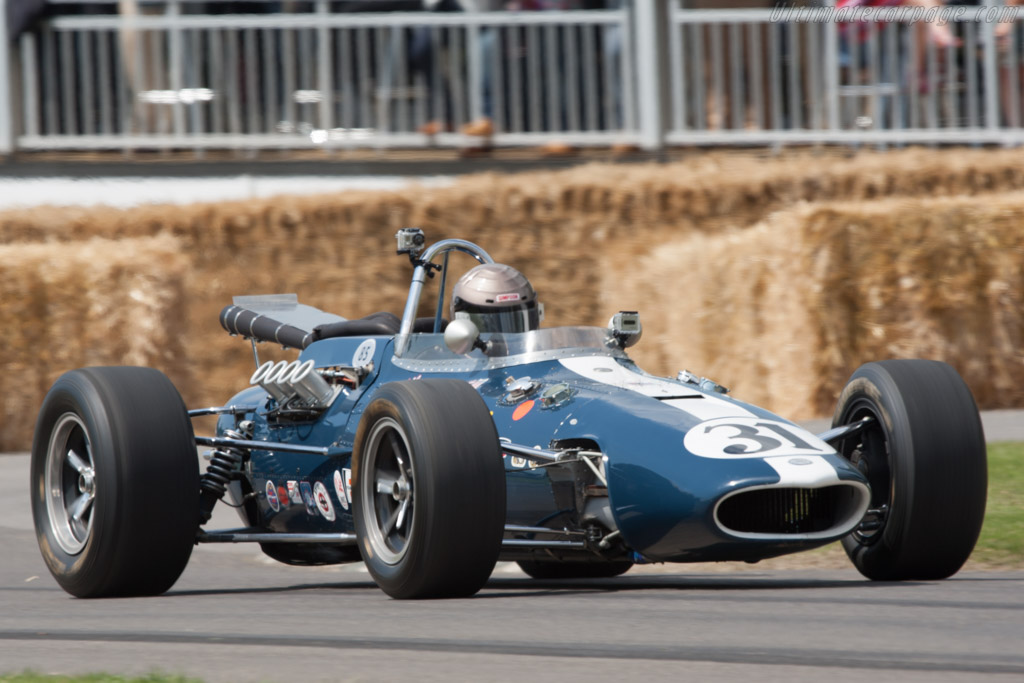 Eagle Mark 2 Ford - Chassis: 201  - 2011 Goodwood Festival of Speed