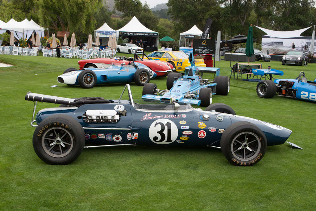 Eagle Mark 2 Ford - Chassis: 201   - 2011 The Quail, a Motorsports Gathering