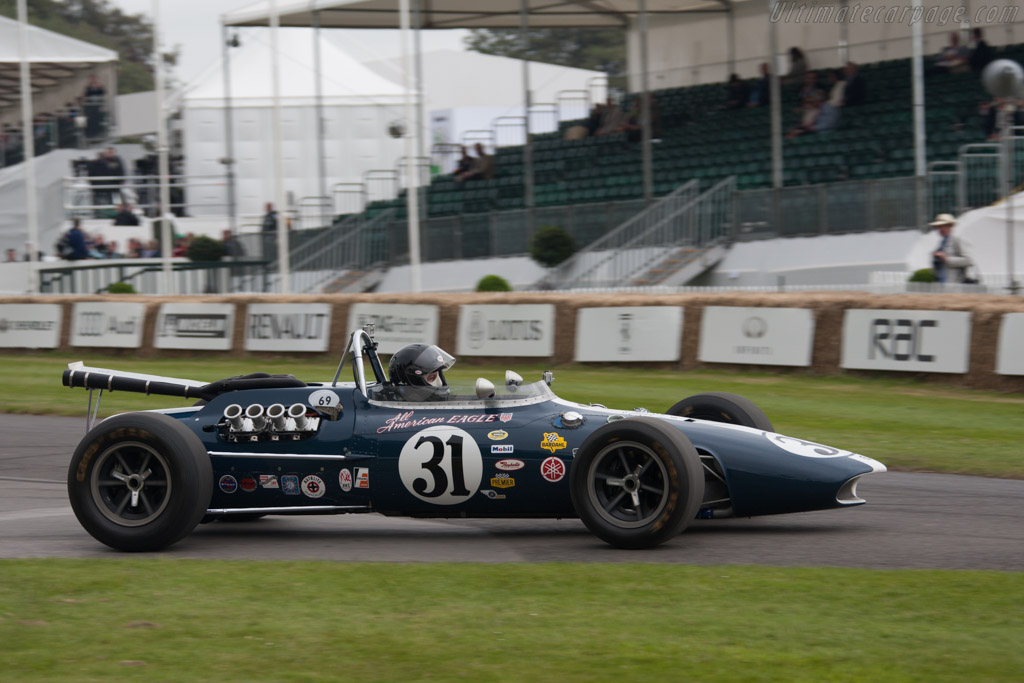 Eagle Mark 2 Ford - Chassis: 201   - 2012 Goodwood Festival of Speed