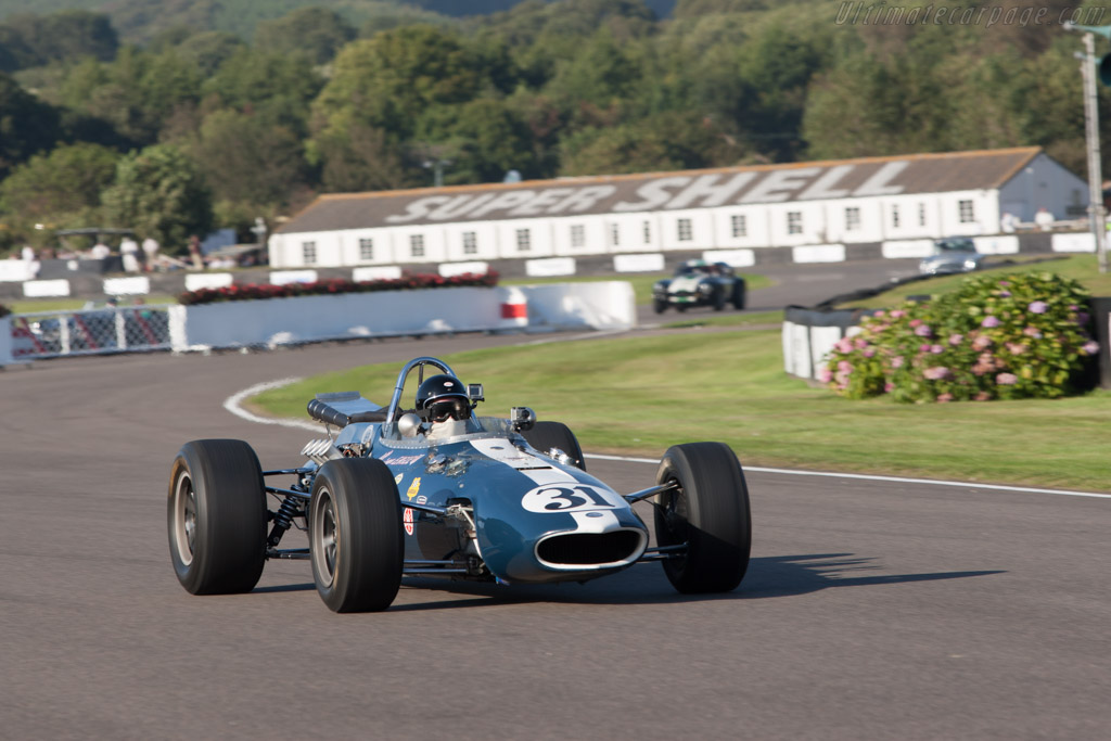 Eagle Mark 2 Ford - Chassis: 201   - 2012 Goodwood Revival
