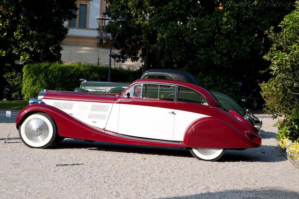 Delage D8-105 S Coupé - Chassis: 40123   - 2011 Concorso d'Eleganza Villa d'Este