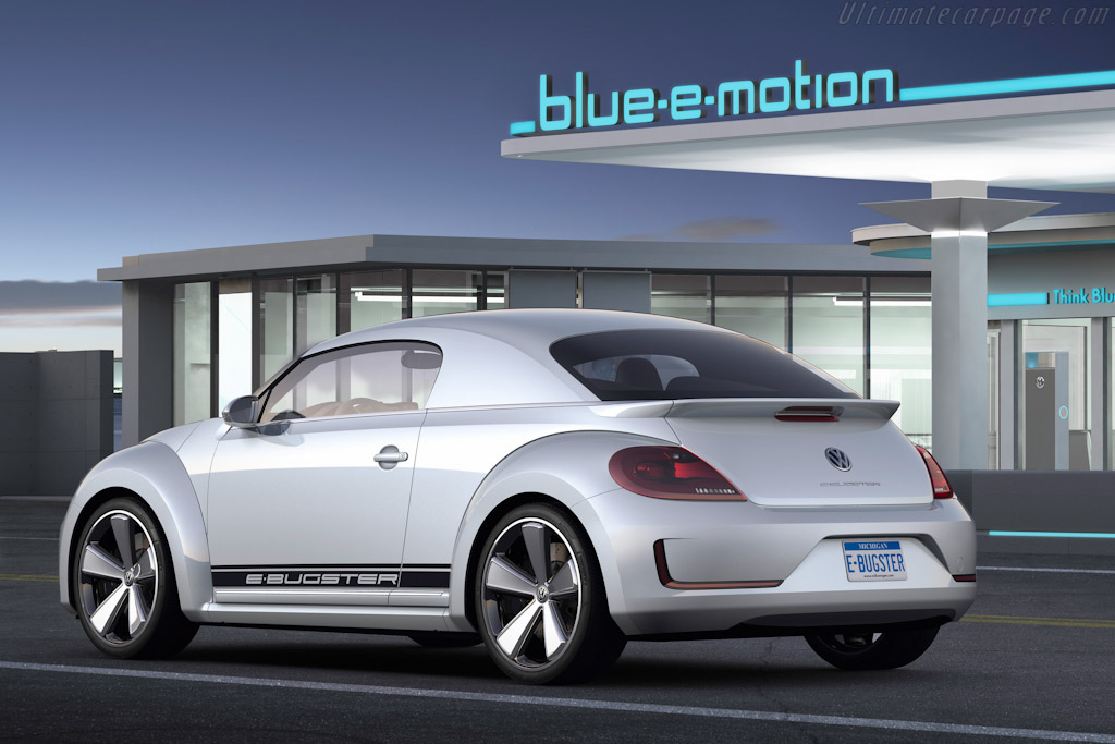 Click here to open the Volkswagen e-Bugster Concept gallery