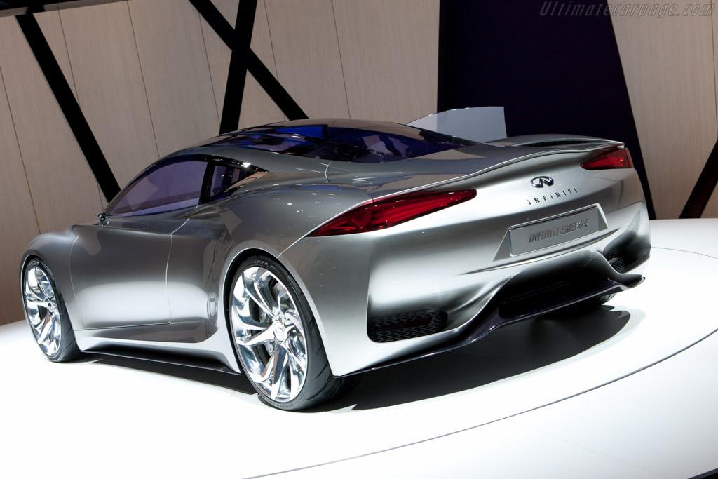 Infiniti Emerg-E Concept   - 2012 Geneva International Motor Show