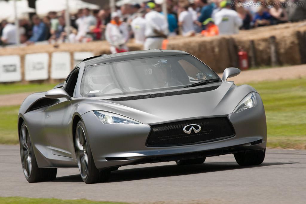 Infiniti Emerg-E Concept   - 2012 Goodwood Festival of Speed