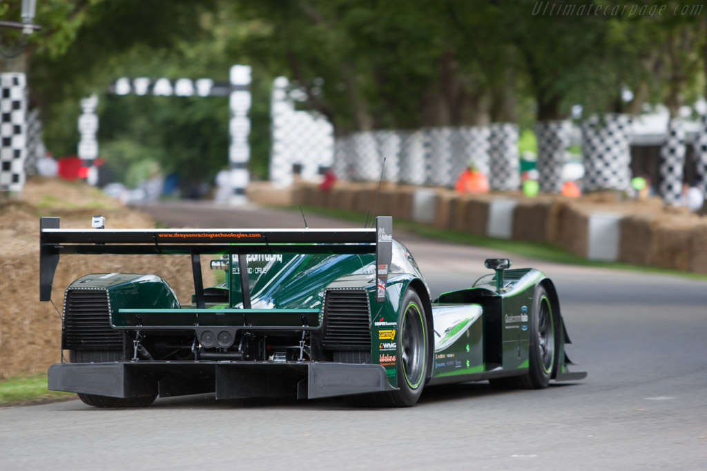 Lola-Drayson B12/69EV - Chassis: B0960-HU03   - 2012 Goodwood Festival of Speed