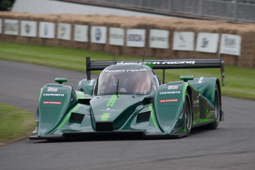 Lola-Drayson B12/69EV - Chassis: B0960-HU03  - 2012 Goodwood Festival of Speed