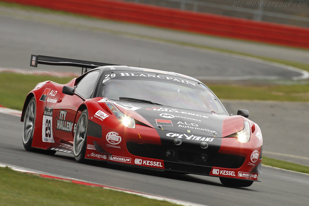 2011 2014 Ferrari 458 Italia Gt3 Images Specifications And Information