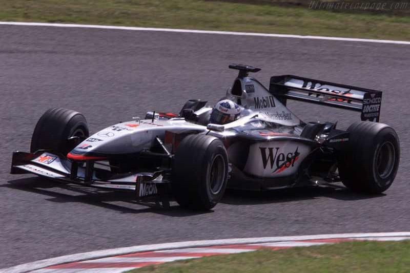 McLaren MP4-16 Mercedes