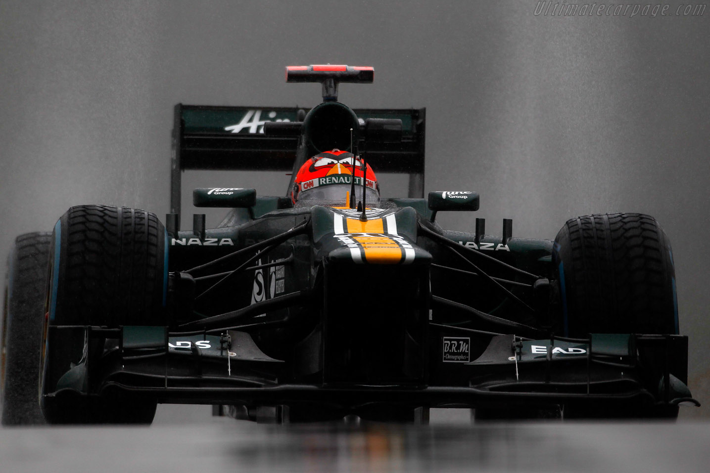 Click here to open the Caterham CT01 Renault gallery