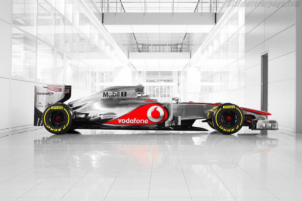 McLaren MP4-27 Mercedes
