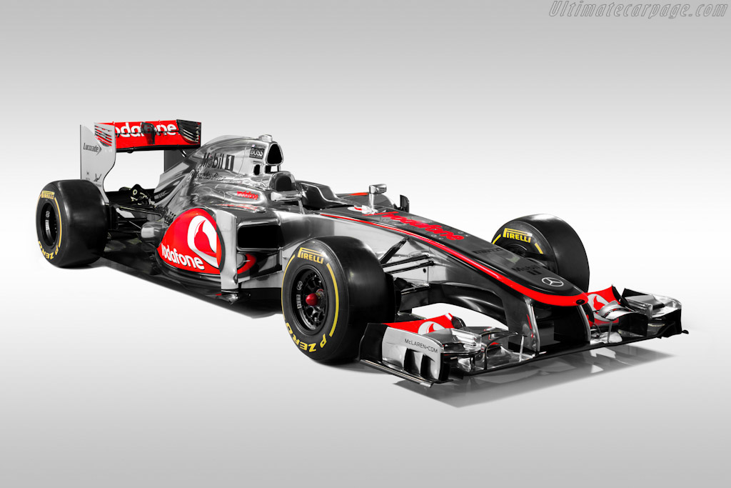 Click here to open the McLaren MP4-27 Mercedes gallery