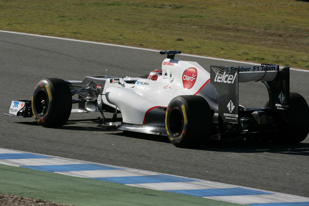 Sauber C31 Ferrari