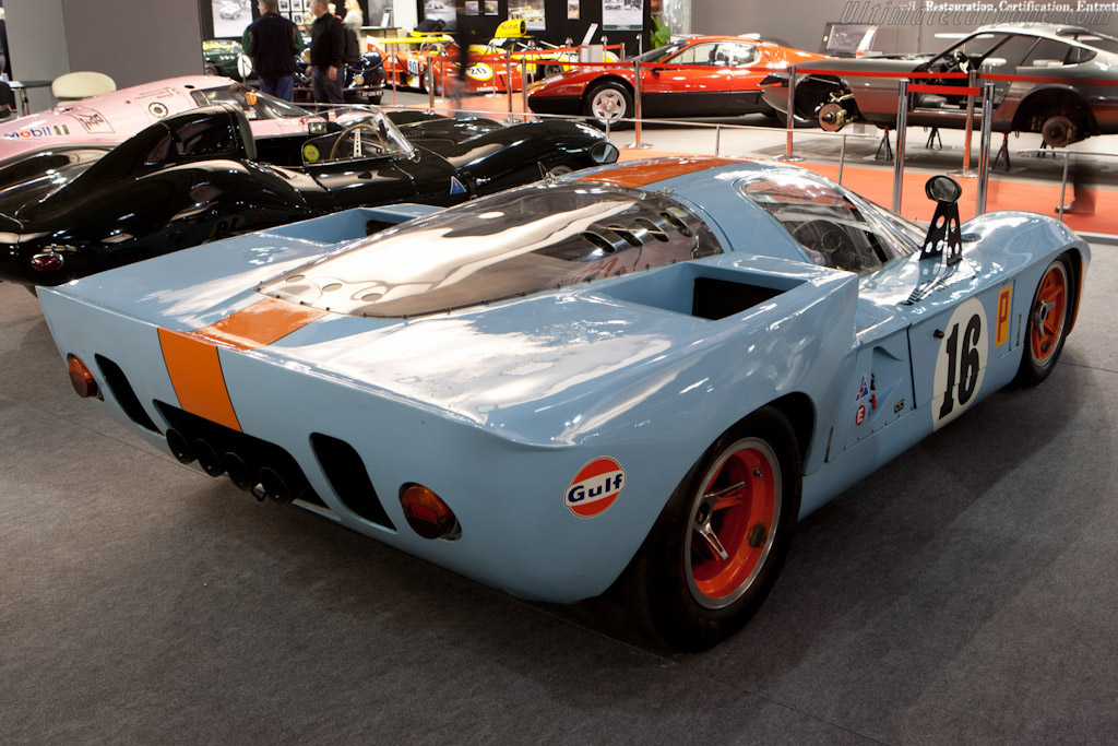 Mirage M2 BRM - Chassis: M2/300/02   - 2012 Retromobile