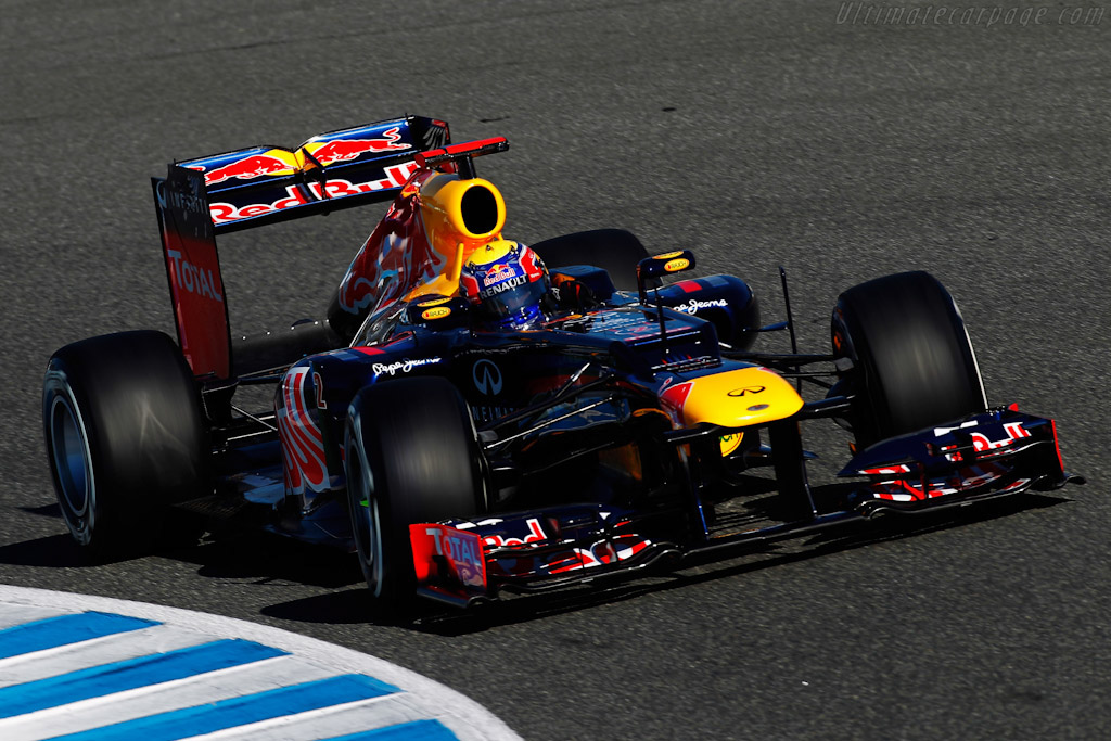 Click here to open the Red Bull Racing RB8 Renault gallery