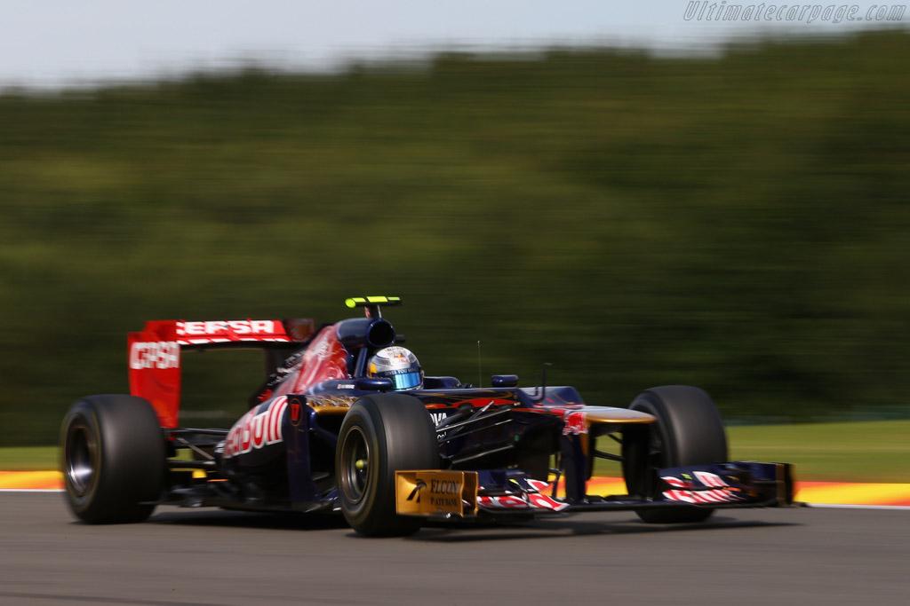 Toro Rosso STR7 Ferrari