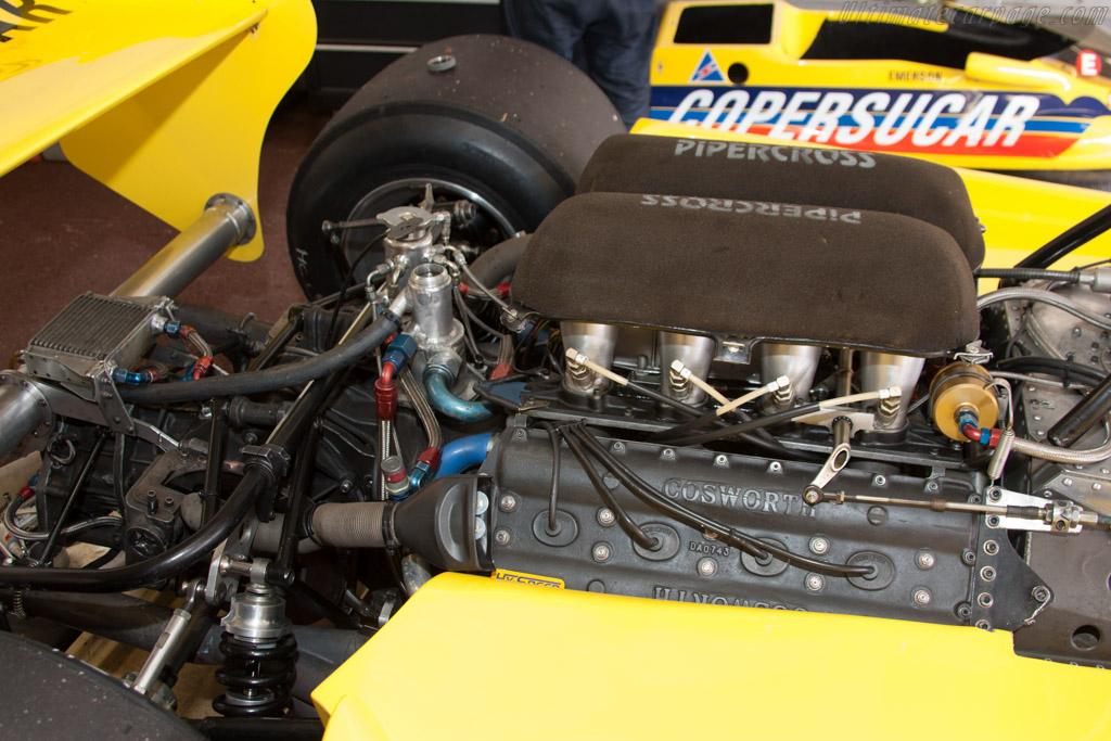 Fittipaldi F5A Cosworth - Chassis: F5A-3   - 2012 Monaco Historic Grand Prix