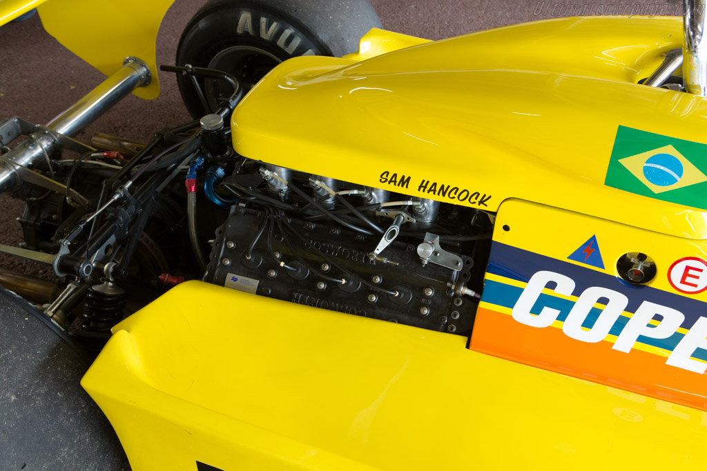 Fittipaldi F5A Cosworth - Chassis: F5A-2   - 2014 Monaco Historic Grand Prix
