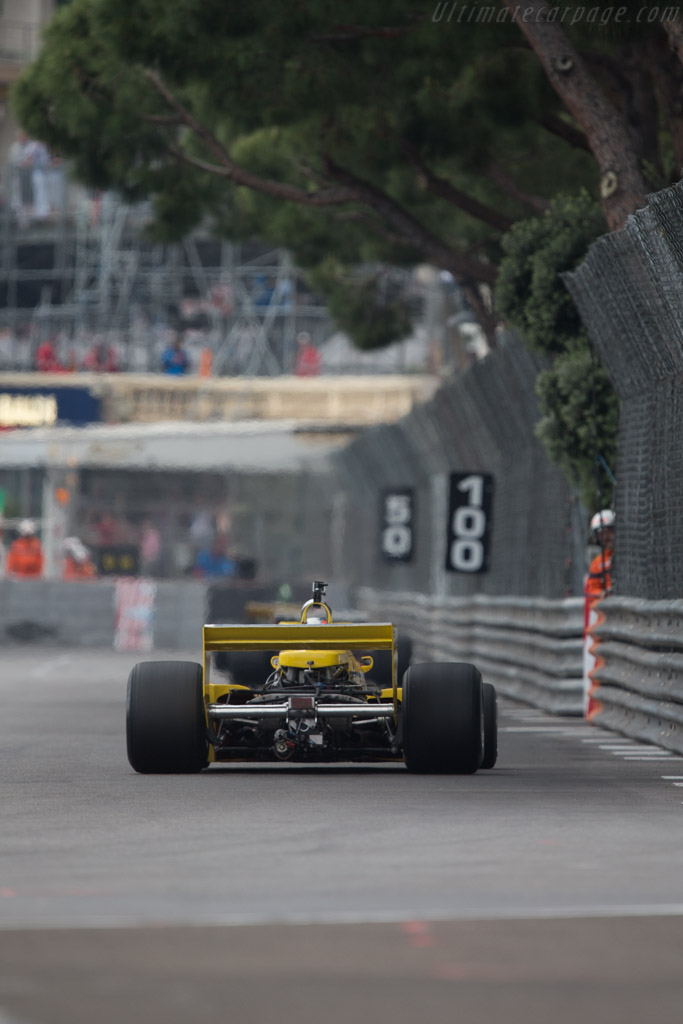 Fittipaldi F5A Cosworth - Chassis: F5A-2   - 2014 Monaco Historic Grand Prix