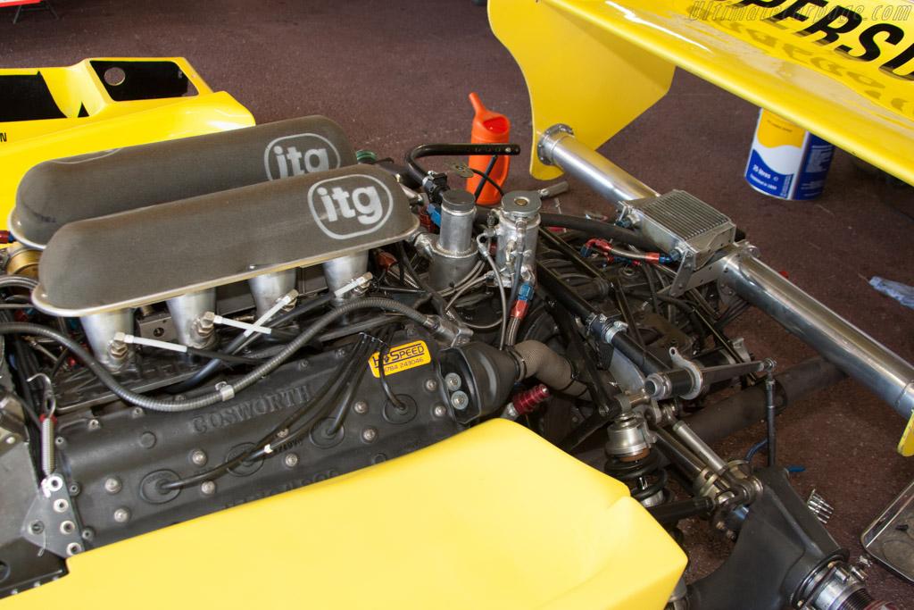 Fittipaldi F5A Cosworth - Chassis: F5A-3   - 2014 Monaco Historic Grand Prix
