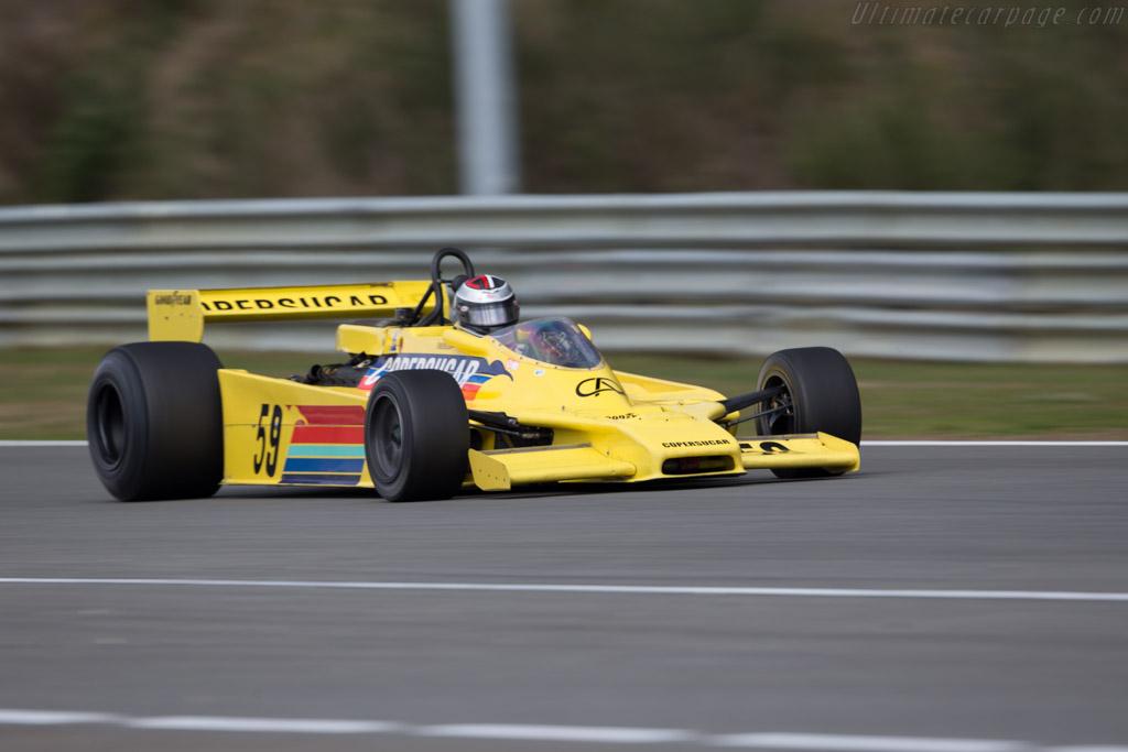 Fittipaldi F5A Cosworth - Chassis: F5A-3   - 2016 Zolder Masters Festival