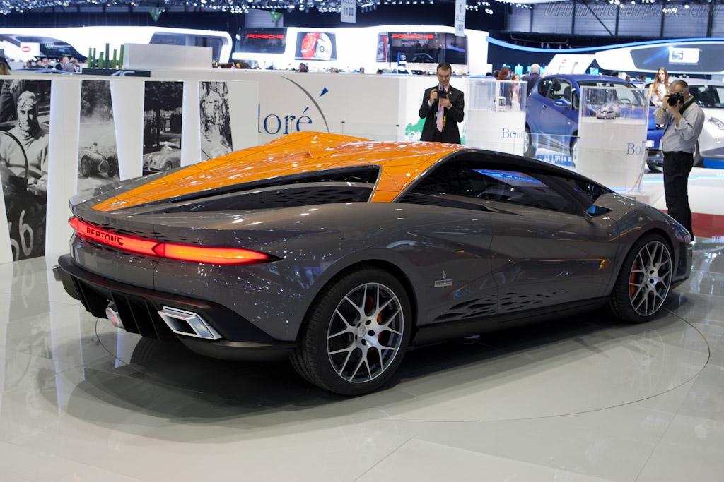 Bertone Nuccio Concept    - 2012 Geneva International Motor Show