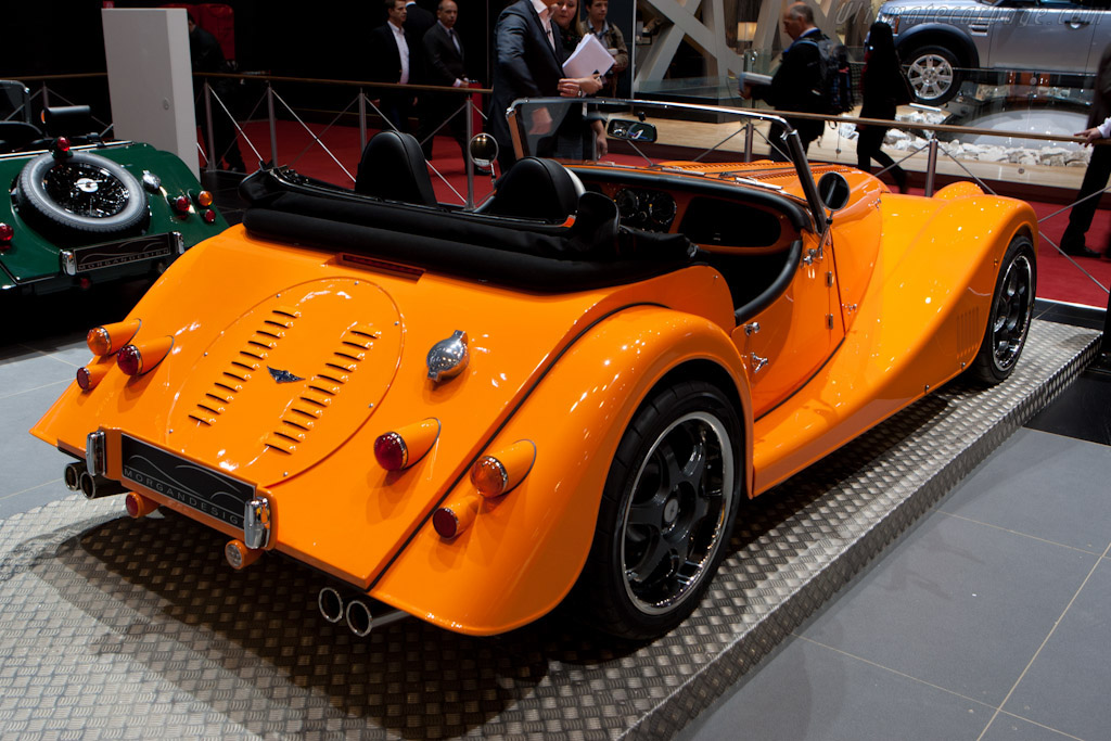Morgan Plus 8    - 2012 Geneva International Motor Show
