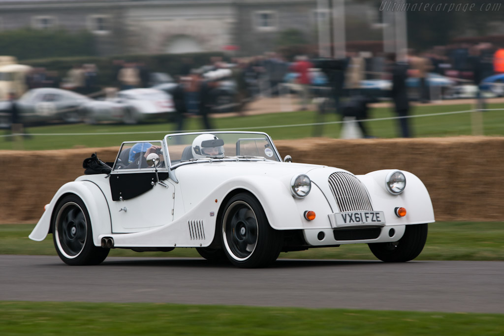 Click here to open the Morgan Plus 8 gallery