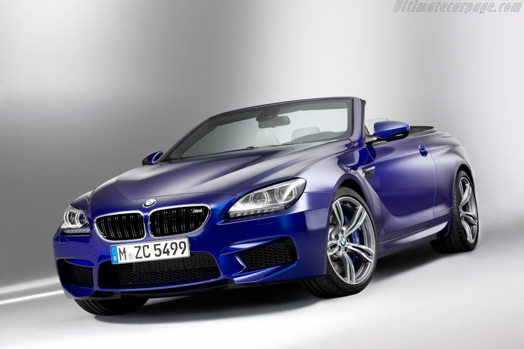 Click here to open the BMW M6 Convertible gallery