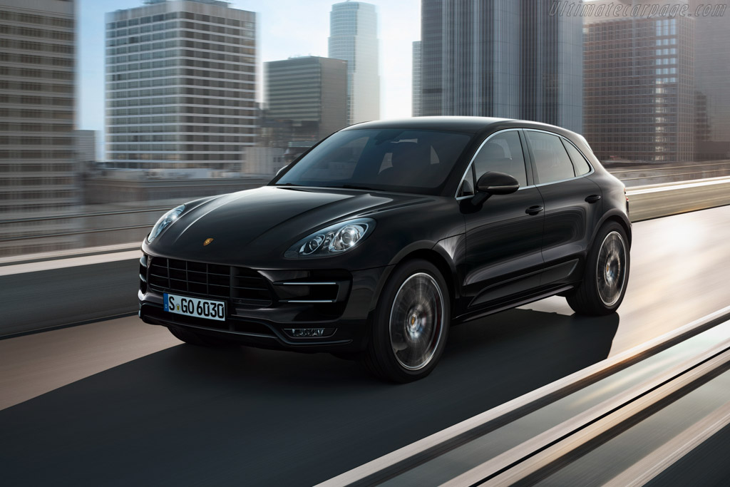 Click here to open the Porsche Macan Turbo gallery