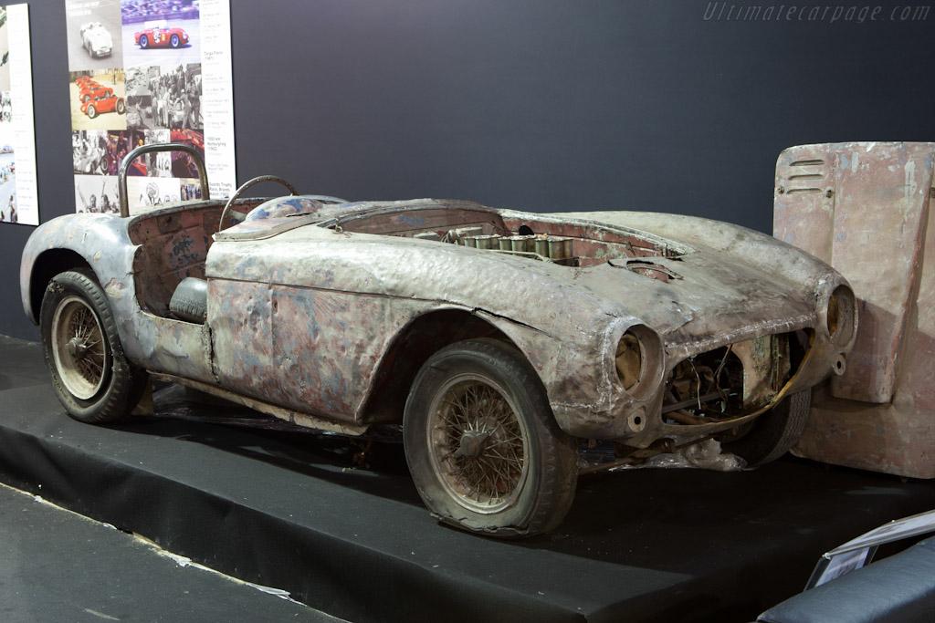 Ferrari 250 Monza Pinin Farina Roadster - Chassis: 0466M   - 2012 Retromobile