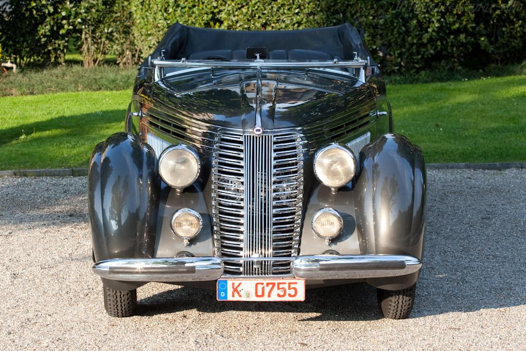 Lancia Astura Boneschi Cabriolet - Chassis: 41-3125   - 2009 Concorso d'Eleganza Villa d'Este
