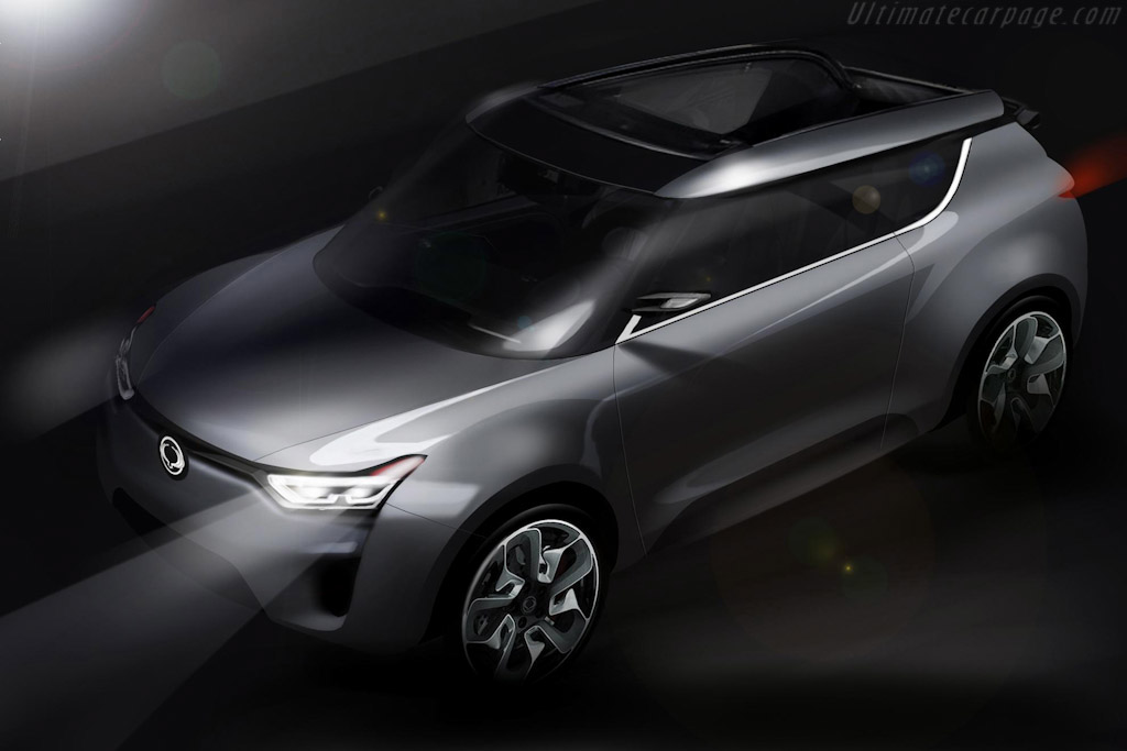 Click here to open the SsangYong XIV-2 Concept gallery